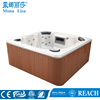 Home and Garden Healthy Factory Direct Sale Hot Tub commercial portable hot tub outdoor spa M-3347