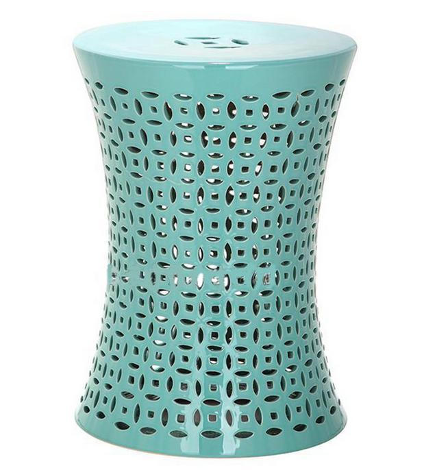 Oriental Ceramic Garden Stool Seat For Indoor And Outdoor