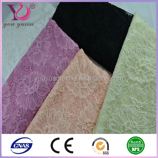 Buy nylon cotton clothing garment lace from China