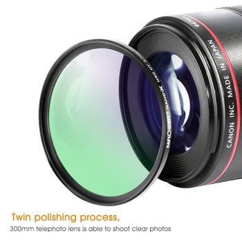Kf Concept 58mm Camera Uv Filter Hd Mc-uv Glass 18-layer Multi Coated Ultra  Violet Filter - Buy Camera Filter,Uv Filter,Camera Uv Filter Hd Product on