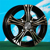 Wholesale New Car Aluminium Alloy 14 15 16 17 18 inch 4/5/8/10/12 holes Wheel Rim