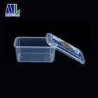 Spoon Inside Lid PP Ice Cream Plastic Container With Lid