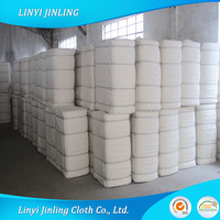 Textile Woven Grey Fabrics Manufacturer Calico Greige Fabric Factory In Shandong
