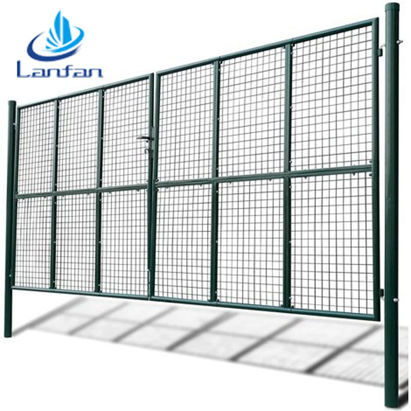 Pvc Coated Mesh Box Wire Fence, Pvc Coated Mesh Box Wire Fence ...