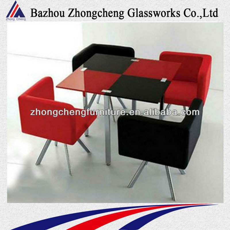 4 Seater Glass Dining Table 4 Seater Glass Dining Table Suppliers And Manufacturers At Alibaba Com
