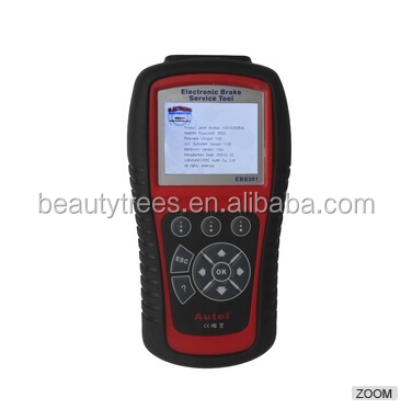 EBS301 Diagnostic tool for Car Electronic Brake Service Tool online software updates