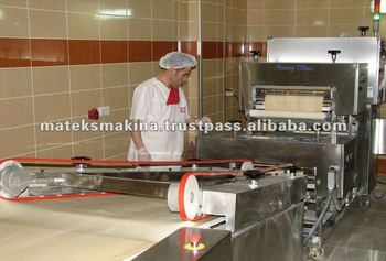 Lavash Bread Machine
