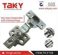TK-F129 New item european concealed cabinet hinge