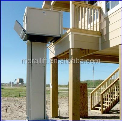 maison ascenseur vertical fauteuil roulant ascenseur plate forme petit ascenseur pour les. Black Bedroom Furniture Sets. Home Design Ideas