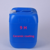 DPRO Wholesale 9H ceramic coating original agent (liquid) 25 L pack mr fix 9h nano ceramic nano glass coating car nano coating