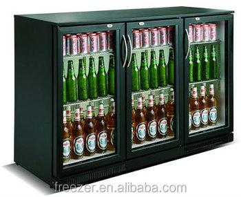 Kühlschrank Für Minibar : 3 glas scharnier elektrische zurück bar budweiser kühlschrank sc
