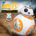 Star Wars 7 PVC RC BB 8 Robot Star Wars 2 4G remote control BB8 robot