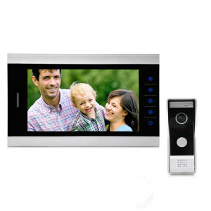 Bcomtech video door phone compatible with commax video intercom