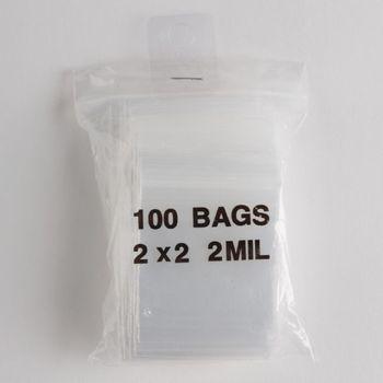 2 Mil Zip Lock Plastic Jewelry Baggies Le Product On Alibaba