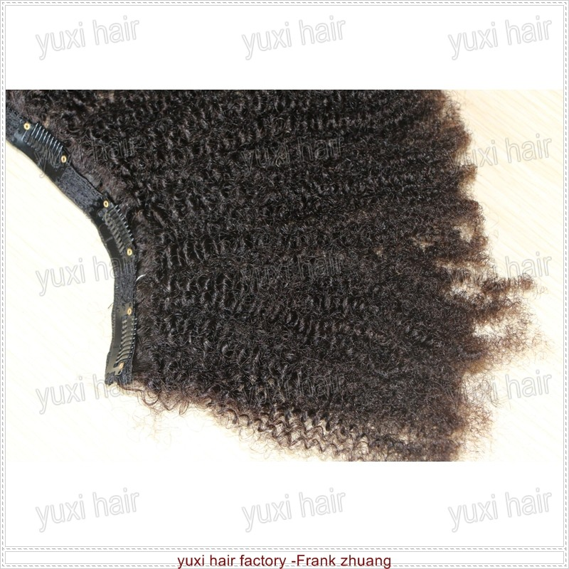 most natural clip in hair extensions for black women