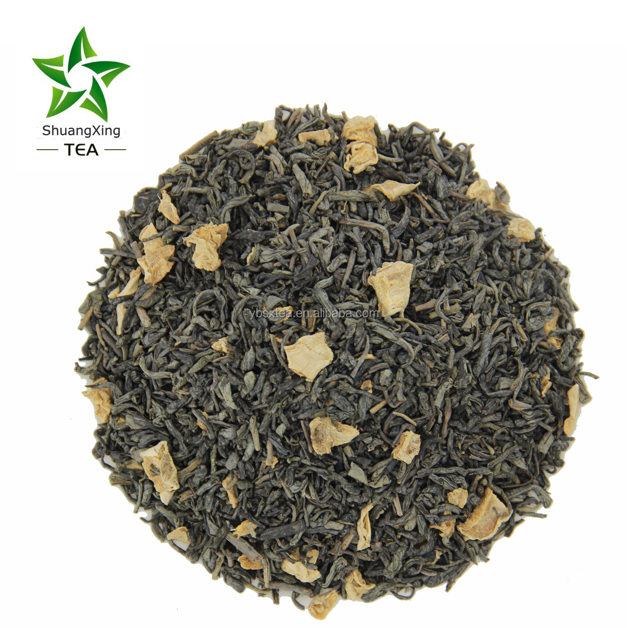 Ginger tea  China green tea with ginger hotsale tea
