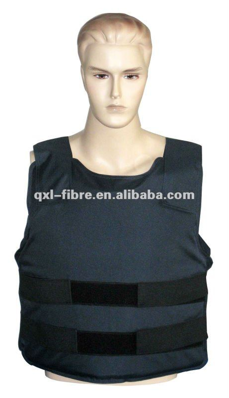 bullet proof vest/concealable bullet proof vest