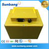 Stable performance high power lifepo4 48v 20ah battery pack for electric scooter/storage solar system/electric vehicle
