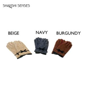 Personalized winter gloves cute fashion warm girls cute gloves