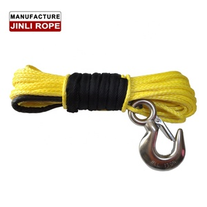 JINLI 11mm 30m 9800kg13000lb winch with synthetic rope
