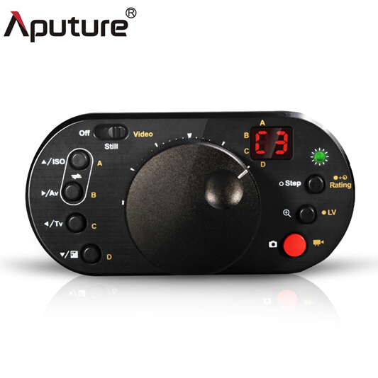 Aputure UFC-1S video focus ad exposure control pro usb follow focus for canon