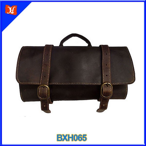 Large trim travel weekender bag high end quality leather duffle bag for mens 9058687f53