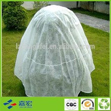 nonwoven fabric for planet warming cover 50gsm with cord