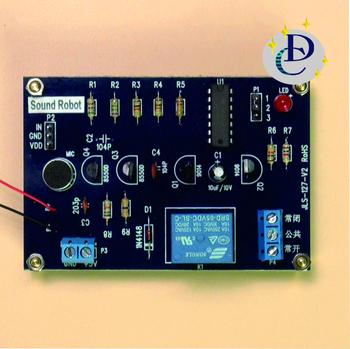 Kids Diy Soldering Sound Control Switch Kit Electronics Kit Buy Kids Diy Soldering Sound Control Switch Kit Electronics Kit Kids Diy Soldering Sound