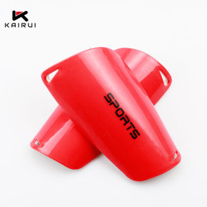 China manufacturer custom cheap leg protection shin guard colorful soccer hockey shin guard