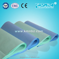 Medical Soft Crepe Paper Sheet Rolls