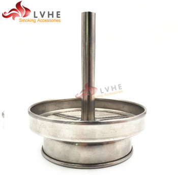 T010CH Lvhe Hookah Shisha Accessory Charcoal Holder Hookah Coal Holder
