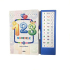 early education 30 push buttons sound book hardcover board English talking pen book for kids