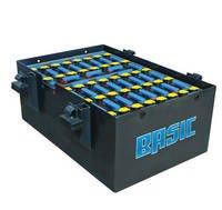 Traction battery -forklift battery- BASIC series