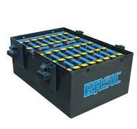 Traction battery -forklift battery- BASIC series