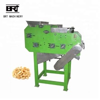 Cashew husk machine/peanut/almond shelling machine/manual cashew nut shell removing machine