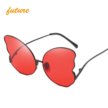 2019 Fashionable Lady Butterfly Sea Sunglasses J66380