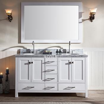 Boma 60 Inch Bath Vanity Double Sink Bathroom Furniture