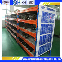 Steel Heavy Duty Metal Industrial Pallet Racking, Warehouse Equipment and Shelving System
