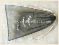 Hot sale large organza gift bag 30x45cm