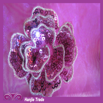 Embroidery Flower Lace Trim In Colorsflower Patterns For Hand