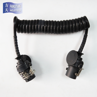 suzi cable for trailer coiled cable ebs 7 core trailer cable