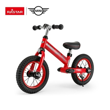 RASTAR child sliding bicycle MINI COOPER carbon kids balance bike