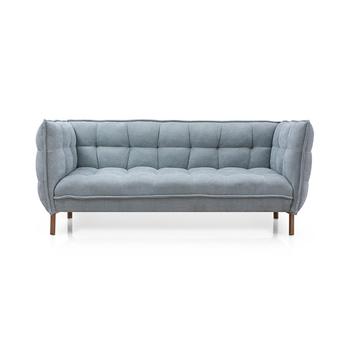 Modern Classic Designs Living Room Apartment Furniture Stainless Steel Legs  Fabric Sofa Set, View modern classic designs sofa set, mindawe Product ...