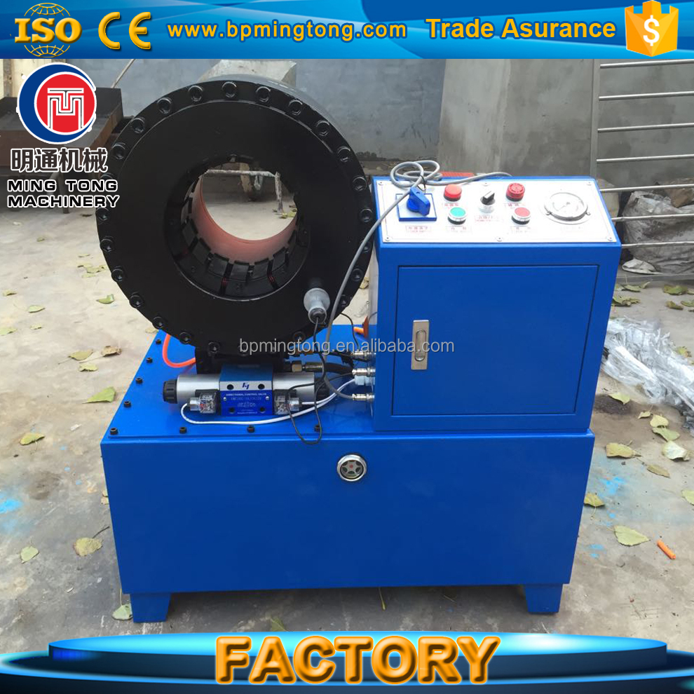 Finn Power Finland Hose Press For High Quality Hydraulic Hose Crimping  Machine Price - Buy Hydraulic Hose Crimping Machine Price,High Quality