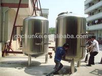 Chunke 1000 Liter Stainless Steel Carbon Filter / Sand Filter ...