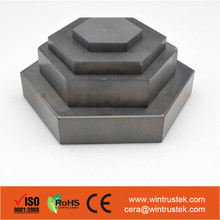 Ballistic Ceramic / Silicon Carbide Armor Plate