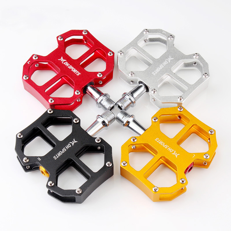 HOT SALE MTB Race pedals Mountain bike pedals, Ultralight aluminum alloy Bicycle pedals, Cycling pedal Bicycle parts
