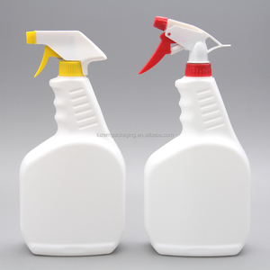 New Product 1000ML HDPE Plastic Trigger Spray Bottle