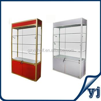 Glass Window Display Showcase Mobile Display Counter, Glass Jewelry Display  Cabinet, Display Cabinet Glass