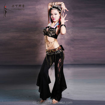 Belly Dance Performance Tribe Costume For Women Belly Dance Costumes New Sexy Arab Tribal Belly Dance
